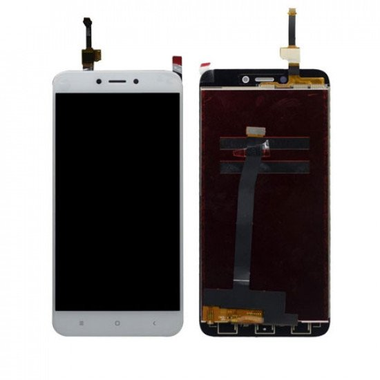 LCD with Touch Screen for Xiaomi Redmi 4X - White