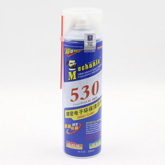MECHANIC High Precision Electronic Contact Cleaner 530 ( 550 ML )