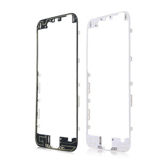 iPhone 6 Front Supporting Frame With Hot Glue - White
