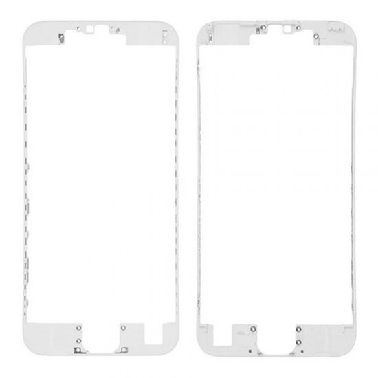 iPhone 6s Front Supporting Frame With Hot Glue - White