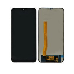 LCD With Touch Screen For Oppo A1K - Black ( OGS )