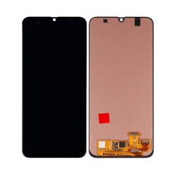 LCD With Touch Screen For Samsung A50s - Black