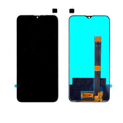 LCD With Touch Screen For Oppo A5s Universal - Black ( OGS )