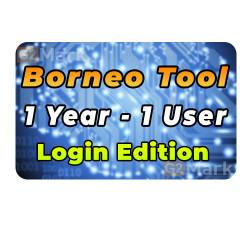 Borneo Schematics Hardware Tool - 1 Year ( 1 User )