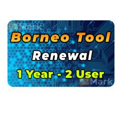 Borneo Schematics Hardware Tool - 1 Year ( 2 User )