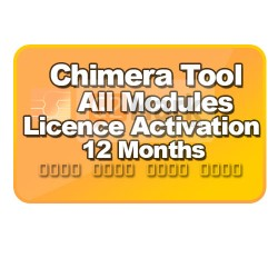 Chimera Tool Pro All Modules - 12 Months License Activation