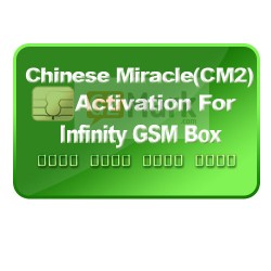 Infinity-Box 2 Year Updates/Support Period Activation, Chinese Miracle-2 (CM2) Included