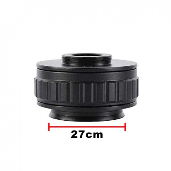 0.5X C-Mount Lens 0.5X CTV Adapter For Trinocular Microscope Camera ( For RE-106 , RE-107 , RE-109 Microscope )