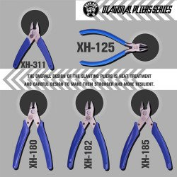 High Precision Cutting Plier (5.5 Inch - XH 125 )