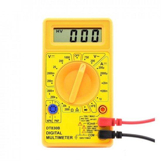 Digital Multimeter DT830D