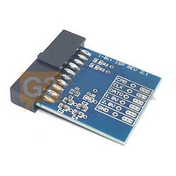 Easy Jtag 1 Bit ISP Adapter Version 2.1