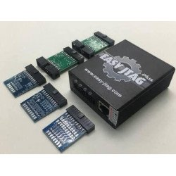 Easy JTAG Plus Box With UFS 2in1 Socket ( BGA 254 + BGA 153 )