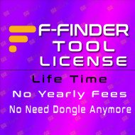 F-Finder Tool License - Life Time (No Yearly Fee)