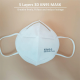 5 Layers KN95 Protective Mask FFP2 Particulate Respirator - 1Pcs
