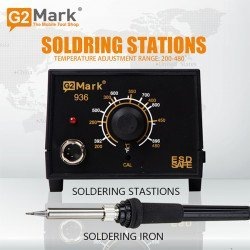 G2Mark Soldering Iron Station G2-936 ( 60W )