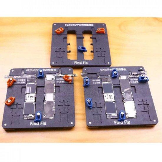 PCB Holder Repair Clamp For iPhone 5/5s/5C/SE/6/6P/6s/6sP/Ipad