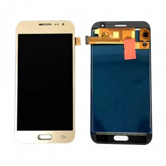 LCD With Touch Screen For Samsung Galaxy J2 2015 - Gold ( OLED-2 )