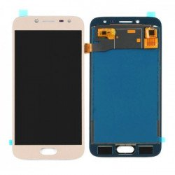 LCD With Touch Screen For Samsung Galaxy J210 - Gold ( OGS )