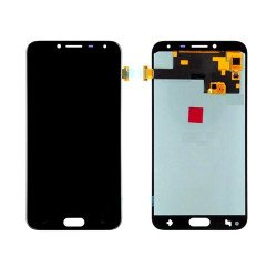 LCD With Touch Screen For Samsung Galaxy J4 - Black