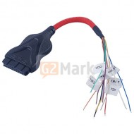 Universal JTAG Cable With Labeled Wires