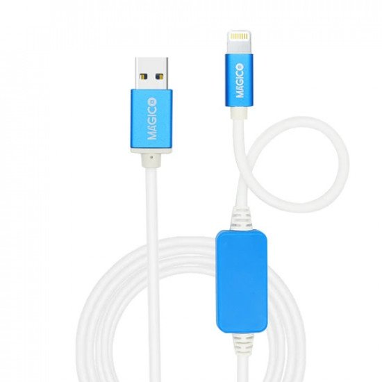 MAGICO DCSD Cable for iPhone Serial Port Cable