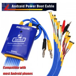 MECHANIC Android Power Boot Cable