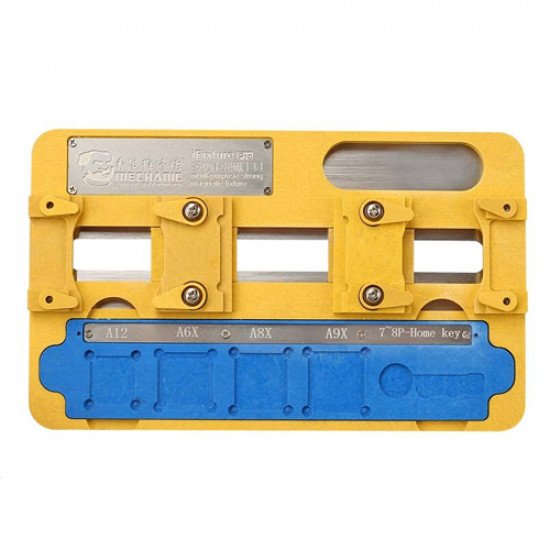 Mechanic i Fixture Pro For iPhone Mainboard IC Repair Magnetic Clamp BGA Chip Positioning Jig Board Holder Maintenance Tools