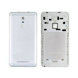 Back Panel Cover for Xiaomi Redmi Note 3 - Silver