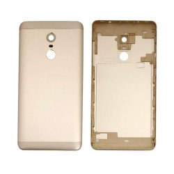 Back Panel Cover for Xiaomi Redmi Note 4 - Gold