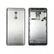Back Panel Cover for Xiaomi Redmi Note 4 - Silver