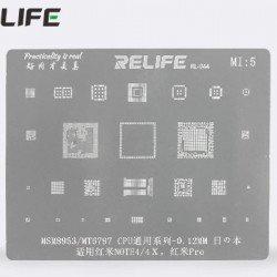 0.12MM Stencils Plates For MSM8953 / MT6797 CPU ( MI5 )