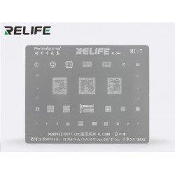 0.12MM Stencils Plates For MSM8953 / MSM8917 CPU ( MI7 )