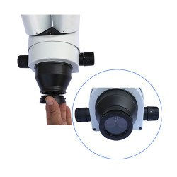 Smoke Protection Lens For Microscope