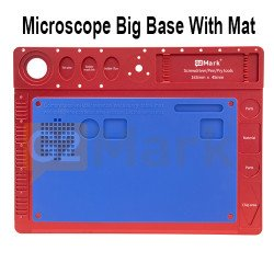 Microscope Big Base Stand With Mat