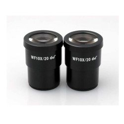 WF10X/20 Eyepieces for Microscope ( 1 Pair )