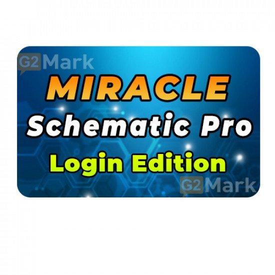 Miracle Schematics Pro - Login Edition