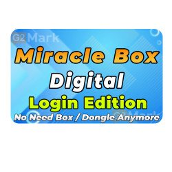Miracle Box Digital - Login Edition