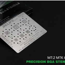 0.12MM Stencils Plates For MTK MT Power (MT2)