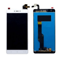 LCD with Touch Screen for Xiaomi Redmi Note 4 / Note 4X - White