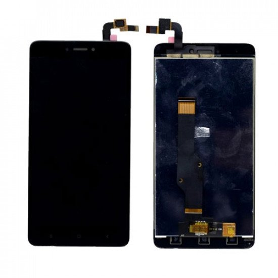 LCD with Touch Screen for Xiaomi Redmi Note 4 / Note 4X - Black