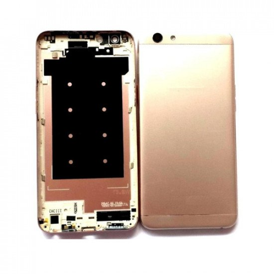 Back Panel Cover for Oppo F1S - Gold