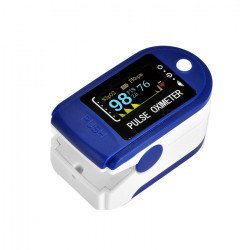 Fingertip Pulse Oximeter with OLED Digital Display