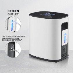 Home Oxygen Concentrator 1L~7L Airflow Machine