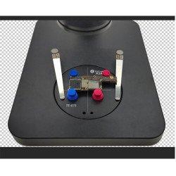 Universal PCB Holder For Microscope Base