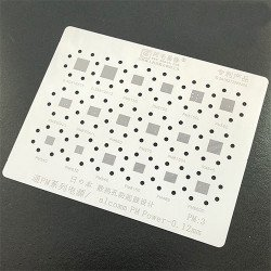 0.12MM Stencil Plate For Qualcomm PM Power (PM3)