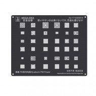 Qianli 0.12MM Black Stencil Qualcom PM Power ( QL 20 )