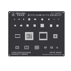 Qianli 0.12MM MSM8996 CPU for S7 series,G9300/9350/9308 ( QL 25)