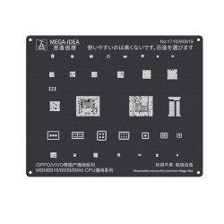 Qianli 0.12MM Black Stencil MSM8916/MSM8939/MSM8940 CPU for OPPO/VIVO Series ( QL 04 )