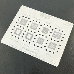 0.12MM Stencil Plate For Qualcomm PM Power (QU5)