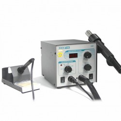 Quick 706W+ Hot Air Rework Station With Iron